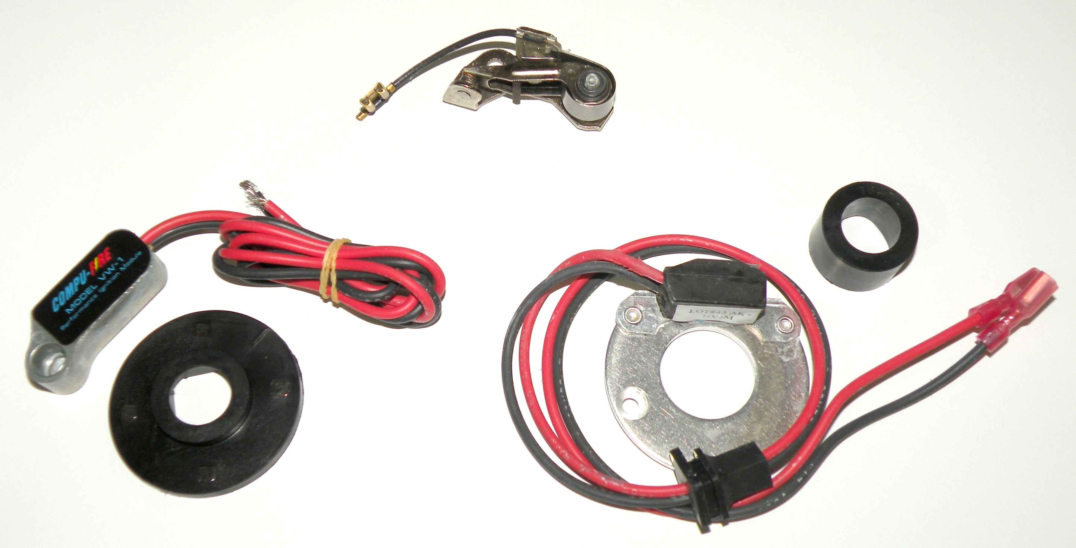 point vs electronic ignition air techVw Bug Electronic Ignition Wiring #18